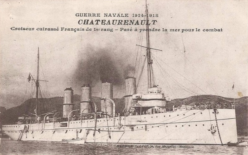 * CHATEAURENAULT (1902/1917) * 259_0010