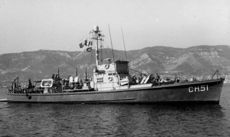 * CHASSEUR CH 051 (1943/1954) * 266_0010