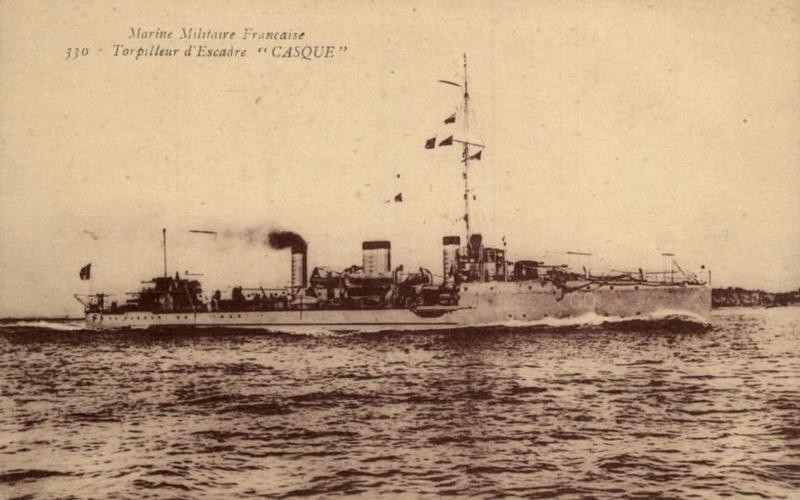 * CASQUE (1911/1928) * 284_0010
