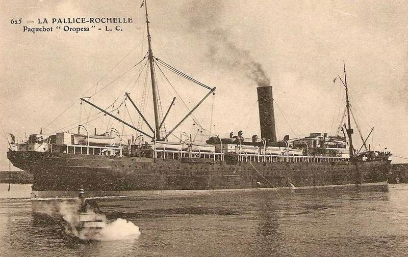 * LA CHAMPAGNE I (1914/....) * 306_0010