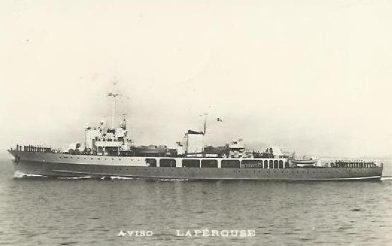 * LAPÉROUSE (1947/1977) * 324_0010