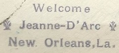 * JEANNE D'ARC (1931/1964) * 340510