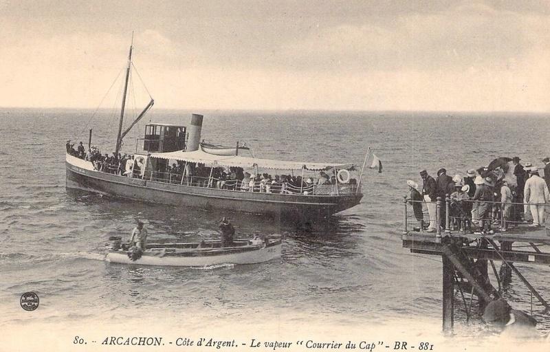 * COURRIER DU CAP (1917/1919 et 1939/1941) * 365_0010