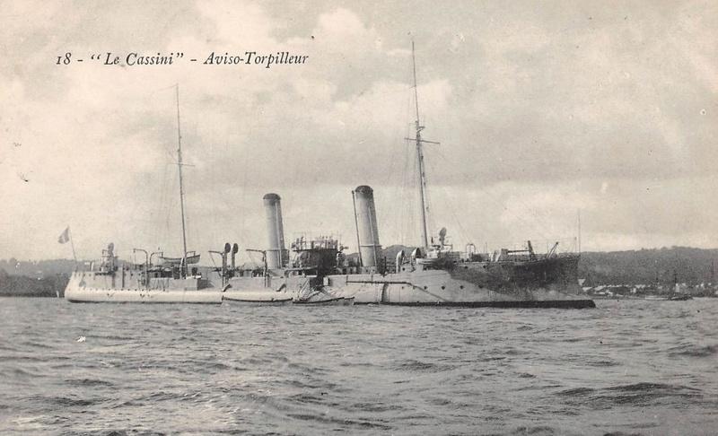 * CASSINI (1895/1917) * 395_0010