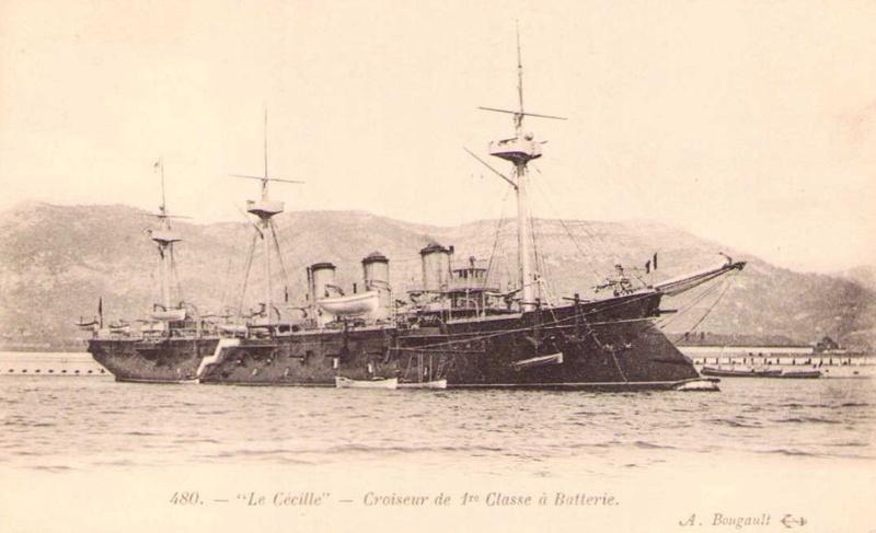 * CECILLE (1890/1907) * 432_0010