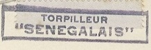 * SENEGALAIS (1944/1964) * 440810