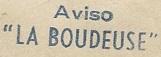 * LA BOUDEUSE (1940/1958) * 454_0010