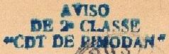 * COMMANDANT DE PIMODAN (1948/1976) * 5006_c11