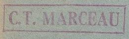 * MARCEAU (1946/1958) * 501210
