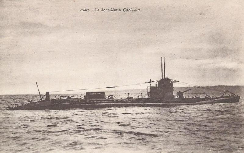 * CARISSAN (1918/1935) * 554_0010