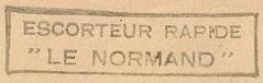 * LE NORMAND (1956/1983) * 570210