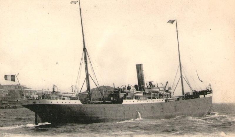 * DANUBE (1915/1918) * 600_0010