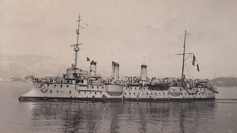 * D'ASSAS (1897/1910) * 601_0010