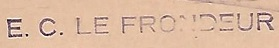 * LE FRONDEUR (1959/1977) * 641010