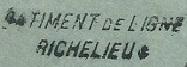 * RICHELIEU (1940/1968) * 6510_c10
