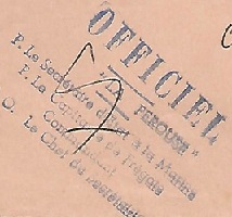 * LAPÉROUSE (1947/1977) * 661210