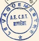 * COMMANDANT RIVIÈRE (1962/1992) * 690210