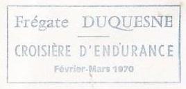 * DUQUESNE (1970/2007) * 700410