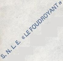 * LE FOUDROYANT (1974/1998) * 7112_c10