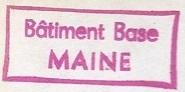 * MAINE (1963/1974) * 7208_c10