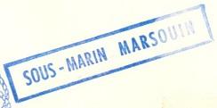 * MARSOUIN (1957/1982) * 730410