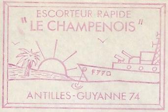 * LE CHAMPENOIS (1957/1975) * 740610
