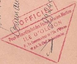 * ÎLE D'OLÉRON (1945/2002) * 780910