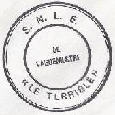* LE TERRIBLE (1973/1996) * 790510