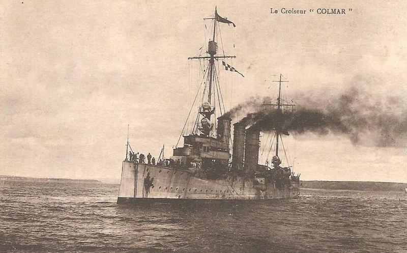 * COLMAR (1920/1927) * 821_0010