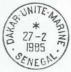 SENEGAL - DAKAR 8502_210