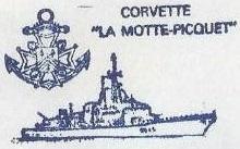 * LA MOTTE-PICQUET (1988/....) * 870810