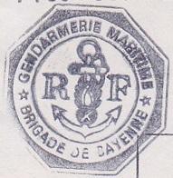 * CAYENNE - DEGRAD DES CANNES - KOUROU * 890112