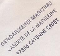 * CAYENNE - DEGRAD DES CANNES - KOUROU * 8901_c12