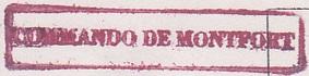 * COMMANDO DE MONTFORT * 890311