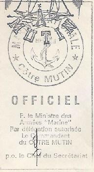 * MUTIN (1964/....) * 910110