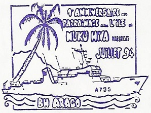 * ARAGO (1991/....) * 940710