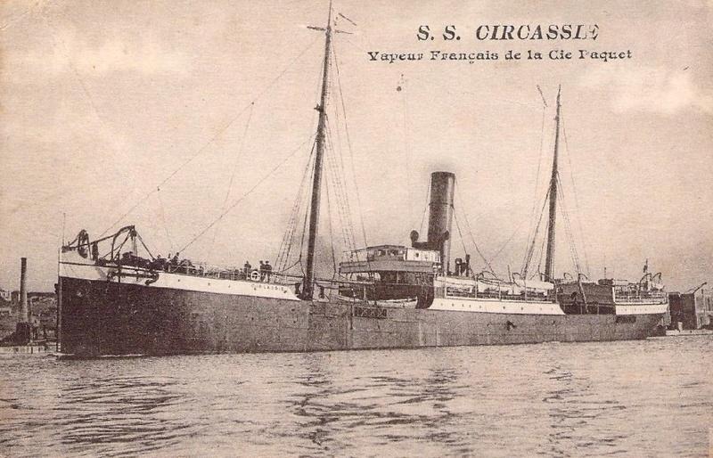* CIRCASSIE (1917/....) * 955_0010