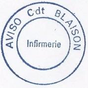 * COMMANDANT BLAISON (1982/....) * 960310