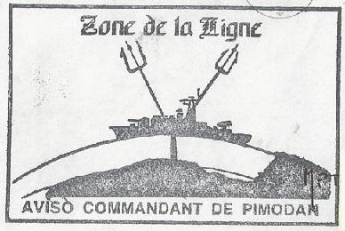 * COMMANDANT DE PIMODAN (1978/2000) * 961010