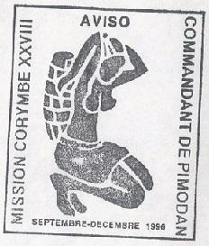 * COMMANDANT DE PIMODAN (1978/2000) * 961011