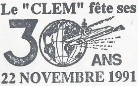 * CLEMENCEAU (1961/1998) * 961110