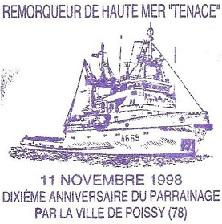 * TENACE (1973/....) * 981110