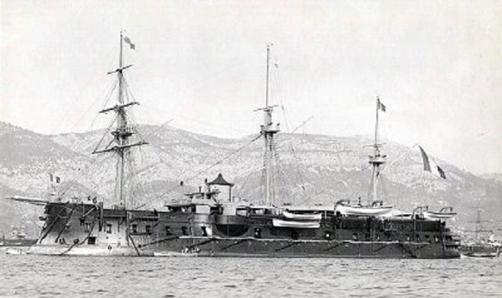 * COLBERT (1877/1900) * Ancien11