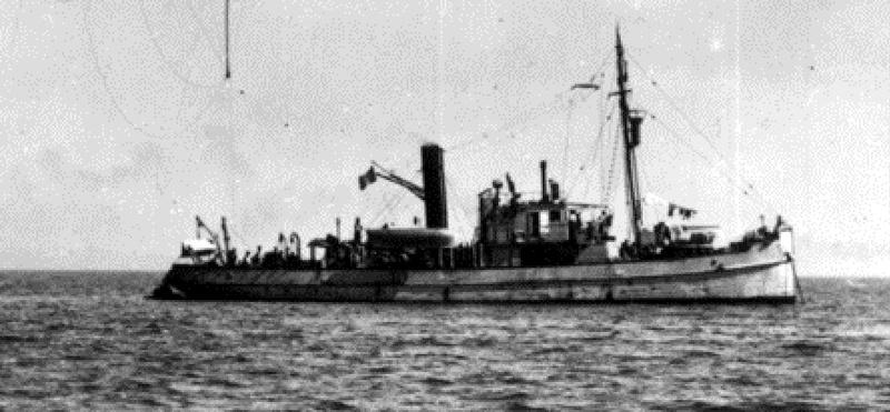 * CEDRE (1918/1966) * Capt_r10