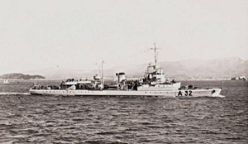 * COMMANDANT RIVIÈRE (1939/1942) * Carte-10