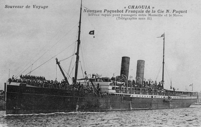 * CHAOUIA (1915/1916) * Chaoui10