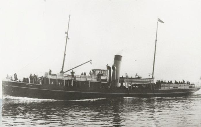 * COCCINELLE I (1917/1920) * Enz-se10