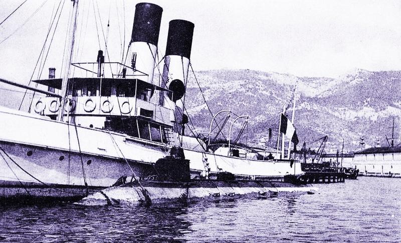 * CYCLOPE (1901/1947) * M_bar_10