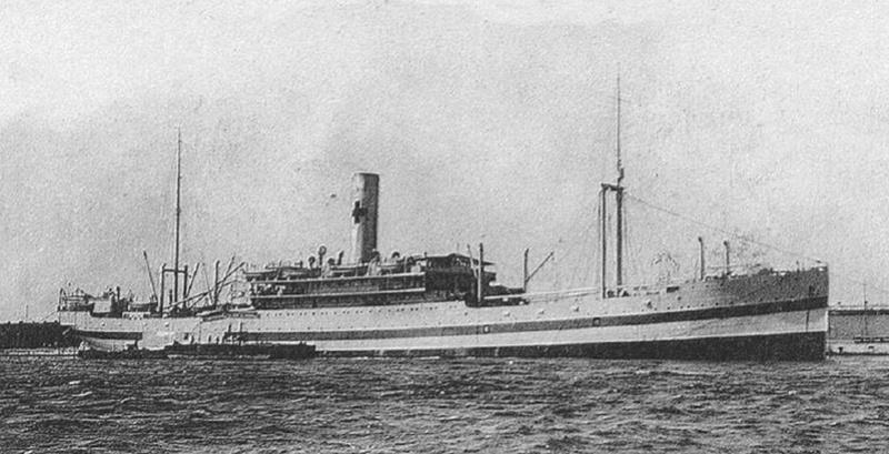 * CEYLAN (1914/1919) * Navire10