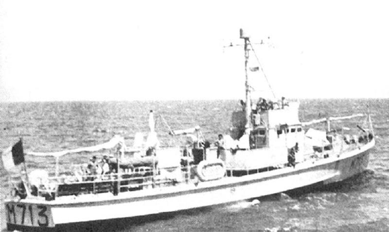 * CHASSEUR CH 131 (1944/1967) * P_c_bi10